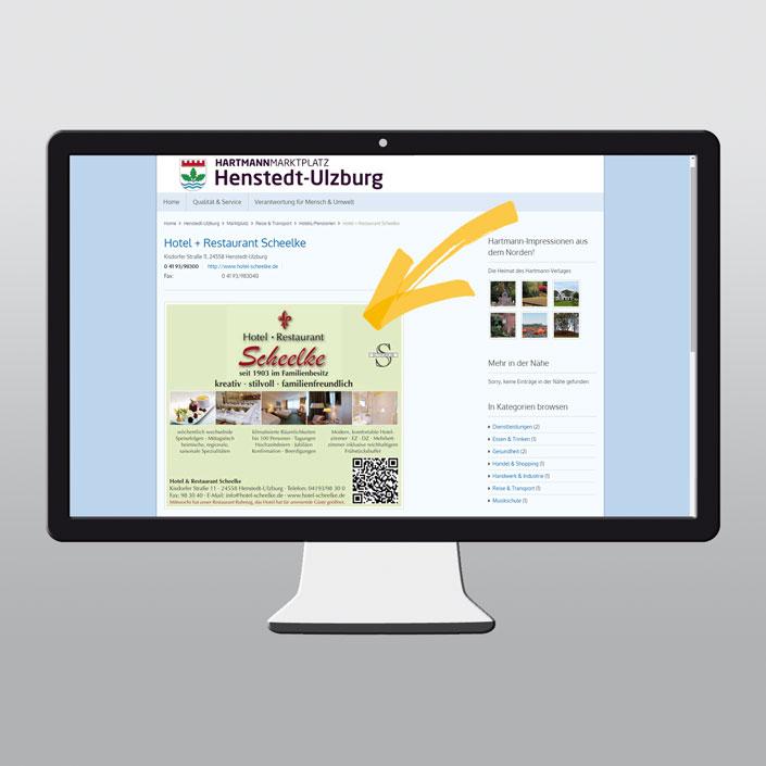 Hartmann-Marktplatz Details (Desktop Version)