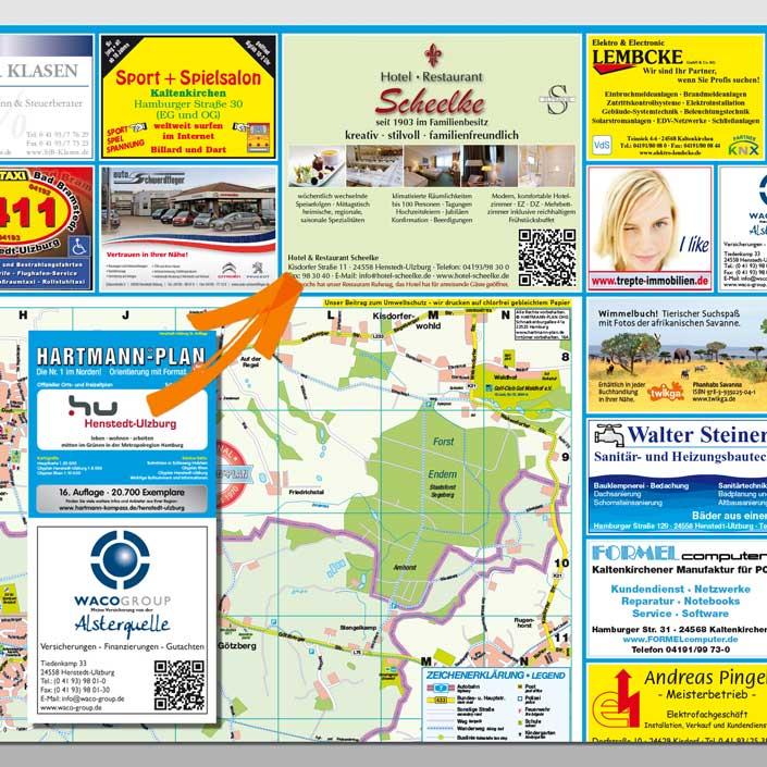 Hartmann-Plan in Ihrer Region